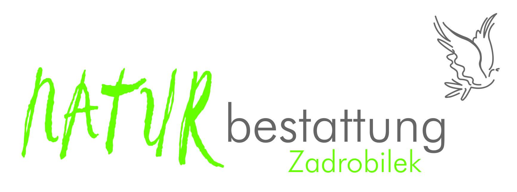 Logo Naturbestattung Zadrobilek